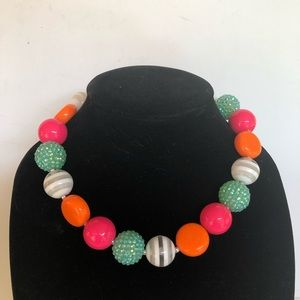 Teeny Tinley colorful necklace